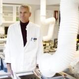 Her er det Lars Kongsbak, adm. direktør i Exiqon.