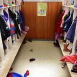 ARKIVFOTO. Det har betydning for et barns præstation i skolen, hvilken daginstitution barnet har gået i.