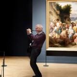 Der forventes færre unge på Statens Museum for Kunst, når det fra juni koster 110 kroner at komme ind.