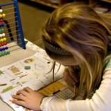 ARKIVFOTO: Trivsel, fravær og udnyttelse af lærernes kompetencer har større indflydelse på den faglige udvikling end økonomi og elevernes sociale baggrund, viser en ny undersøgelse. (Steffen Ortmann)