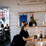 Mother-restauranten i Kødbyen. Arkivfoto