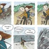»Hjertestorm/Stormhjerte« og 14-årige Viola og Storms forelskelse i hinanden.
