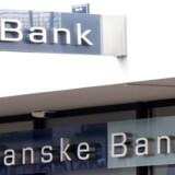 Danmarks største bank leverede ellers umiddelbart et flot regnskab og en opjustering af forventningerne, men markedet var alligevel ikke imponeret og sendte bankpapiret ned med 2,2 pct. efter rapporteringen.