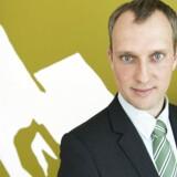Branchedirektør Adam Lebech, DI Digital, er glad for, at databeskyttelsesreglerne nu bliver ens i hele EU, så det bliver lettere at drive forretning. Men bøderne for overtrædelse af beskyttelsen af privatlivets fred er alt for store, mener han. Arkivfoto: Claus Bech, Scanpix