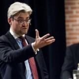 Justitsminister Søren Pind (V) er i gang med at finde penge til at styrke Datatilsynet, som får endnu mere travlt fremover. Arkivfoto: Johan Gadegaard, Scanpix