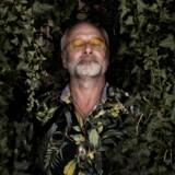 Sanger og sangskriver Allan Olsen. Foto: Linda Kastrup