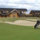 Lübker Golf Resort på Djursland