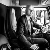 Portræt af Jens H. Lund, CFO i DSV. »Alle de ting, der normalt rør sig i sådan et marked, bliver vi normalt præsenteret for som en stor spiller i branchen«, siger Jens H. Lund.