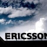 Mørke skyer samler sig over Ericssons hovedsæde i Stockholm. Nu sættes en massefyring i gang. Arkivfoto: Jessica Gow, EPA/Scanpix
