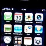 Der skal være fri konkurrence, også på Apples mobiltelefoner. Foto: Jens Nørgaard Larsen, Scanpix