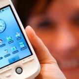 HTC Magic - en af de nye smartphones med Googles system.