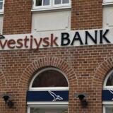 Aktiemarkedets investorer sætter mere pris på Vestjysk Bank end staten. Arkivfoto: Henning Bagger