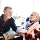 For fem år siden fik Bjarne Larsens kone, Vivi, konstateret alzheimer. Han kan godt forstå, hvorfor så mange pårørende selv ender med at blive syge.