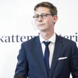 Efter ti års massive nedskæringer er regeringen nu klar til at kaste milliarder efter Skat. (Foto: Jens Nørgaard Larsen/Scanpix 2016)