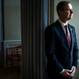 Finansminister Nicolai Wammen i Finansministeriet. Han lægger op til, at ministeriet på flere områder skal arbejde på nye måder.