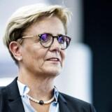 Karen Frøsig, adm. direktør i Sydbank, vandt i denne uge første runde af en benhård magtkamp.