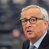 Da Jean-Claude Juncker vendte tilbage til Strasbourg efter et møde med Boris Johnson, var den afgående formand for Europa-Kommissionen ikke så fortrøstningsfuld, som Boris Johnson måske kunne have håbet.