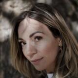Katrine Engberg er aktuel med krimien »Vådeskud«, som hun har fundet inspiration til i København.