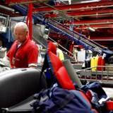 De strejkende i SAS Ground Handling skal højst betale 80 kroner i bod pr. strejketime.