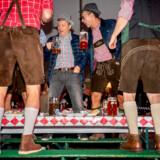Tyrolerfest med lederhosen, øl og slagermusik på Femøren på Amager.