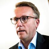 Skatteminister Morten Bødskov. Onsdag den 18 september 2019.