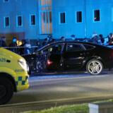 En 22-årig mand blev brutalt dræbt i en byge af skud i Ishøj i søndags. (Arkivfoto) Presse-Fotos.dk/Ritzau Scanpix
