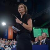 Venstre afholder extraordinært landsmøde for at vælge ny formand og næstformand i Herning Kongrescenter, lørdag d. 21. september 2019. (Foto: Henning Bagger/Ritzau Scanpix)