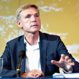 DF-formand Kristian Thulesen Dahl havde bagt på en ifølge ham munter hilsen til Venstres nyvalgte formand, Jakob Ellemann-Jensen. Men Thulesen Dahls gimmick blev aldrig vist.