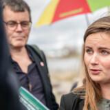 Mai Villadsen, klimaordfører for Enhedslisten, ser positivt på pengesummen fra pensionssektoren, men advarer mod, at man ser det som andet end investeringer ligesom alt andet.