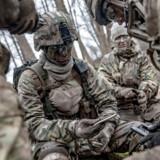 Arkivfoto: Livgardens 4. kompagni fotograferet på øvelse i Høvelte. Soldaterne på fotoet har ikke forbindelse til de omtalte sager.