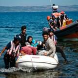 Sommeren 2019 tog migrantbådtrafikken til Grækenland et kraftigt hop opad og slog de seneste tre års rekorder.