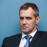 Aivar Rehe, tidligere direktør i Danske Banks afdeling i Estland, er gået bort. Arkivfoto: Andras Kralla/Ritzau Scanpix
