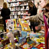 Bog & ide betaler fra 1. oktober 25 pct. af købsprisen på tidens bestsellere, hvis man leverer bøgerne tilbage senest tre måneder efter købsdatoen. Kæden sælger derefter bøgerne videre for 50 pct. af købsprisen.
