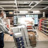 IKEA i Danmark har haft et godt år, viser nøgletal for det forskudte regnskabsår 2018/2019. Arkivfoto: Anne Bæk/Ritzau Scanpix