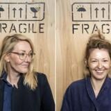 »Det handler om at bevidstgøre hinanden og tale hinanden op,« mener Ditte Hansen og Louise Mieritz, når de skal give et godt råd til, hvordan kvinder kan hjælpes til selv at komme ud af forventningskasserne.