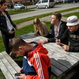 Ved brug af en »kontrollerende« stemmeføring øges risikoen for, at teenagere vil besvare anmodningen negativt eller gå i forsvarsposition. Arkivfoto: Niels Ahlmann Olesen