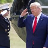 Har Trump misbrugt sit præsidentembede til at søge samarbejde med en fremmed stat om at skaffe belastende materiale mod sin forventede modstander ved præsidentvalget i 2020 for derved at styrke sin egen personlige politiske position?