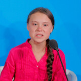 »At Greta Thunberg står og græder i FN, og at det efterfølgende bliver en kæmpe historie i medierne, løser altså intet for vores klima.«