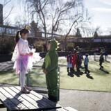Efter efterårsferien skifter skolerne i København Skoleintra ud med Aula. Arkivfoto fra Tingbjerg Skole.