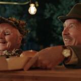 Wikke og Rasmussen er også på skærmen i gakkede »Gooseboy«, der er parrets første spillefilm i 13 år