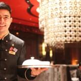 Kinenesiske Macau huser hele tre trestjernede Michelin-restauranter på et område, der svarer til en tredjedel af Odense. Her er det The 8 i Hotel Grand Lisboa.