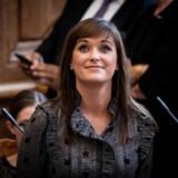 Helt som ventet er der kritik fra Venstres politiske ordfører, Sophie Løhde, til regeringens finanslovsforslag. Niels Christian Vilmann/Ritzau Scanpix