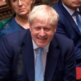 Boris Johnson anklages af Irlands leder for at vildlede parlamentet, fordi han ikke offentliggør sin Brexit-plan i dens fulde længde.