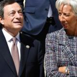 Franske Christine Lagarde arver et syndigt rod fra ECBs afgående formand Mario Draghi. Han har gennemtvunget en pengepolitik, der har fået det kollegiale sammenhold blandt centralbankfolk til at bryde sammen.