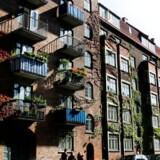 Ifølge beregninger fra interesseorganisationen EjendomDanmark kan det komme til at koste en gennemsnitlig andelshaver i København flere hundrede tusinde kroner, hvis politikerne vedtager en stramning af boligreguleringens paragraf 5.2. Arkivfoto: Jan Jørgensen/Ritzau Scanpix