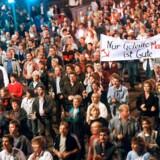 Om mandagen var østtyskerne på gaden i Leipzig i 1989.