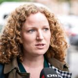 Arkivfoto: Rosa Lund er retsordfører i Enhedslisten. Hun er meget skeptisk over for regeringens kommende sikkerhedsudspil, der efterspørger øget overvågning i det offentlige rum.