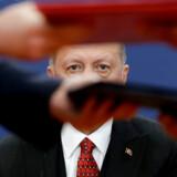 Den tyrkiske præsident Erdogan har en masterplan for Syrien. Og Trump er hans mindste problem.