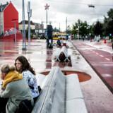 På Nørrebro og i Københavns Nordvestkvarter forstår borgere ikke behovet for den sikkerhedspakke med massivt øget overvågning, som statsminister Mette Frederiksen (S) ønsker. Arkivfoto: Niels Ahlmann Olesen.