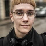 Få hundrede meter fra The Barn i Københavns Nordvestkvarter mødte Berlingske Frida Hammershøy, 21. Hun ville ikke spise på The Barn så længe Anahita Malakians (NB) var ansat.